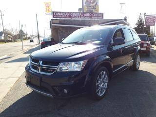 Used 2011 Dodge Journey R/T for sale in Scarborough, ON