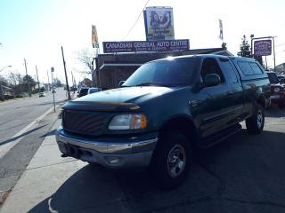 Used 2000 Ford F-150 XLT for sale in Scarborough, ON