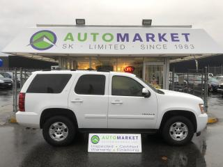 Used 2009 Chevrolet Tahoe LT 4WD LOADED! 8 PASS. BLUETOOTH! for sale in Langley, BC