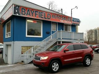 Used 2011 Jeep Grand Cherokee Laredo 4x4 **Power Seat/Fog Lights** for sale in Barrie, ON