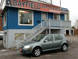 Used 2009 Volkswagen City Golf **Auto/Heated Seats/Alloys** for sale in Barrie, ON