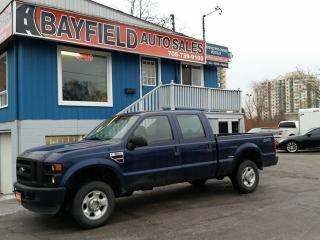 Used 2008 Ford F-250 Super Duty Supercrew 4x4 Diesel **Power Group/Cruise/Only 38k!** for sale in Barrie, ON
