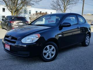 Used 2009 Hyundai Accent 5SPD for sale in Cambridge, ON