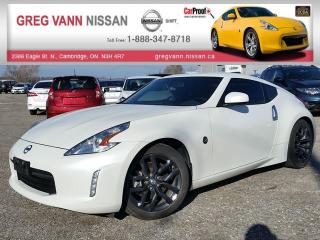 Used 2016 Nissan 370Z Touring 6spd w/alloys,climate control,bluetooth, cruise control for sale in Cambridge, ON