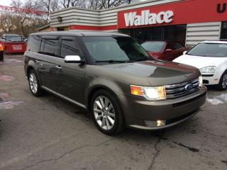 Used 2012 Ford Flex Limited AWD for sale in Ottawa, ON
