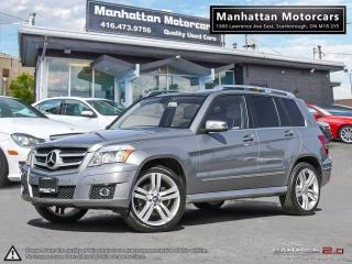 Used 2010 Mercedes-Benz GLK350 GLK 350 4MATIC |NAV|PARK ASSIST|PANO|PHONE for sale in Scarborough, ON