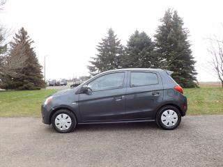 Used 2015 Mitsubishi Mirage DE- Hatchback for sale in Thornton, ON