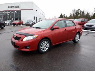 Used 2009 Toyota Corolla LE for sale in Ottawa, ON