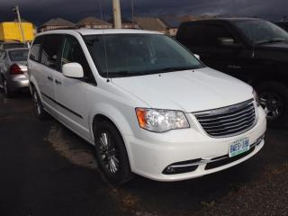 Used 2015 Chrysler Town & Country TOURING for sale in Oshawa, ON