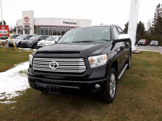 Used 2016 Toyota Tundra Platinum for sale in Ottawa, ON