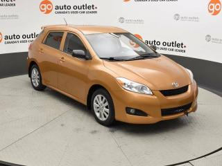 Used 2009 Toyota Matrix BASE for sale in Edmonton, AB