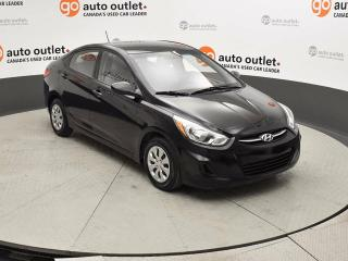 Used 2016 Hyundai Accent GL 4dr Sedan for sale in Red Deer, AB