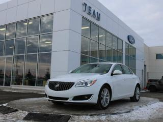 Used 2015 Buick Regal BASE for sale in Edmonton, AB