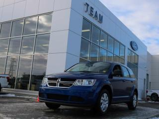 Used 2015 Dodge Journey CVP/SE, ACCIDENT FREE, KEYLESS START, DUAL ZONE CLIMATE CONTROL, VEHICLE INFO DISPLAY, KEYLESS ENTRY, CLTH, FWD for sale in Edmonton, AB