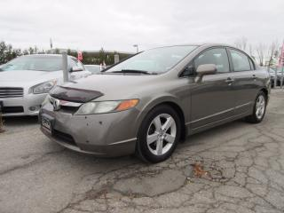 Used 2006 Honda Civic EX / service history for sale in Newmarket, ON