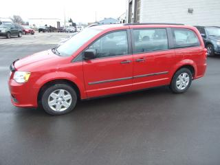 Used 2012 Dodge Grand Caravan SE for sale in Waterloo, ON