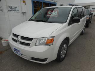 Used 2008 Dodge Caravan SXT for sale in Brantford, ON