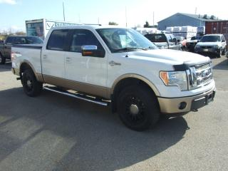 Used 2011 Ford F-150 King Ranch for sale in Waterloo, ON