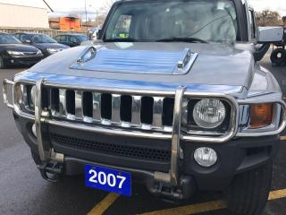 Used 2007 Hummer H3 Automatic for sale in Etobicoke, ON