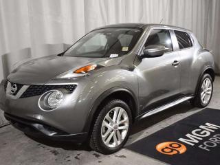 Used 2017 Nissan Juke SV for sale in Red Deer, AB