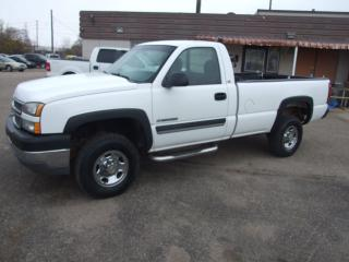 Used 2005 Chevrolet Silverado 2500 2500 for sale in Waterloo, ON