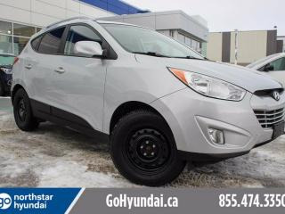 Used 2012 Hyundai Tucson GLS LEATHER/HEATED SEATS/2 SETS TIRES for sale in Edmonton, AB