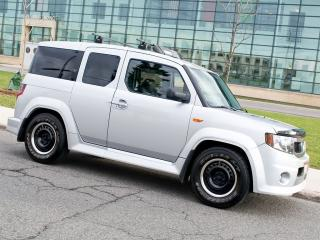 Used 2009 Honda Element SC|NAVI|REARCAM|BLUETOOTH|ROOF RACK for sale in Scarborough, ON