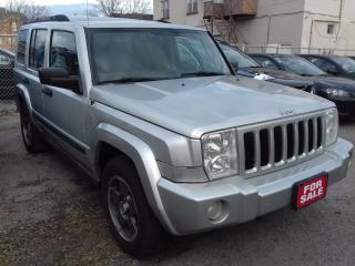 Used 2006 Jeep Commander for sale in Scarborough, ON