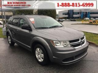 Used 2012 Dodge Journey CVP/SE Plus for sale in Richmond, BC