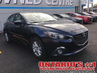 Used 2016 Mazda MAZDA3 GS SKY NAVIGATION/ HEATED SEATS!!! TORONTO for sale in North York, ON