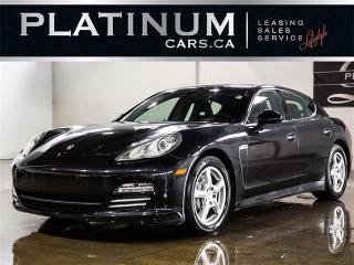 Used 2011 Porsche Panamera 4, AWD, NAVI, CAM, SUNROOF, Heated Lthr for sale in Toronto, ON