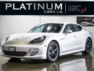 Used 2012 Porsche Panamera 4S, 400HP V8 AWD, NA for sale in North York, ON