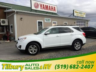 Used 2014 Chevrolet Equinox 1LT. REVERSE CAMERA. 2 SETS OF TIRES. for sale in Tilbury, ON