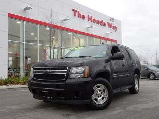 Used 2008 Chevrolet Tahoe 4WD for sale in Abbotsford, BC