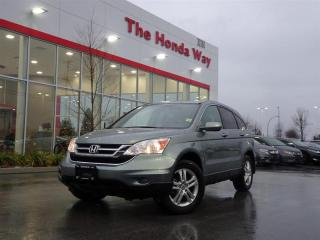 Used 2011 Honda CR-V EX-L 4WD for sale in Abbotsford, BC