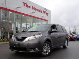 Used 2011 Toyota Sienna AWD Limited V6 for sale in Abbotsford, BC