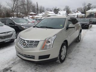 Used 2014 Cadillac SRX Base for sale in Richmond, ON