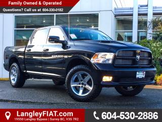 Used 2012 Dodge Ram 1500 Sport B.C OWNED, LEVELING KIT! for sale in Surrey, BC