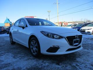 Used 2014 Mazda MAZDA3 GX-SKY for sale in Kingston, ON