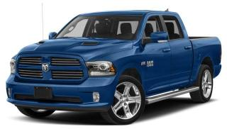 New 2018 Dodge Ram 1500 Sport for sale in Abbotsford, BC
