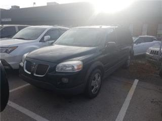 Used 2006 Pontiac Montana Sv6 FWD w/1SB for sale in Concord, ON