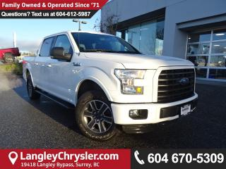 Used 2015 Ford F-150 XLT *ACCIDENT FREE * LOCAL BC TRUCK * for sale in Surrey, BC