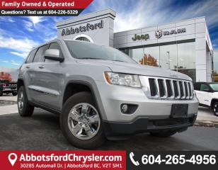 Used 2013 Jeep Grand Cherokee Laredo *LOCALLY DRIVEN* for sale in Abbotsford, BC