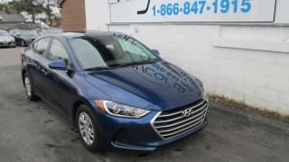 Used 2018 Hyundai Elantra LE for sale in Richmond, ON