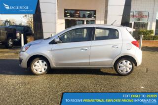 Used 2017 Mitsubishi Mirage ES 5-Door for sale in Port Coquitlam, BC