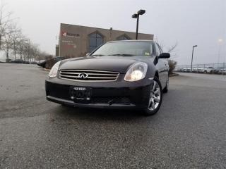 Used 2006 Infiniti G35 - for sale in Quesnel, BC