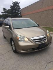 Used 2005 Honda Odyssey EX for sale in North York, ON