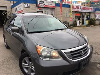 Used 2010 Honda Odyssey Touring w/Navi_DVD_Sunroof_Leather for sale in Oakville, ON