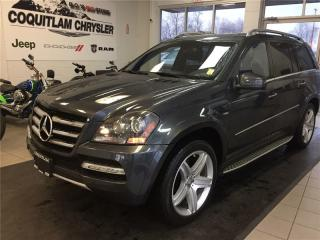 Used 2012 Mercedes-Benz GL-Class GL 550 for sale in Coquitlam, BC