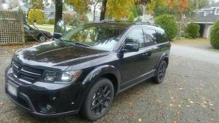 Used 2017 Dodge Journey SXT journey for sale in Burnaby, BC